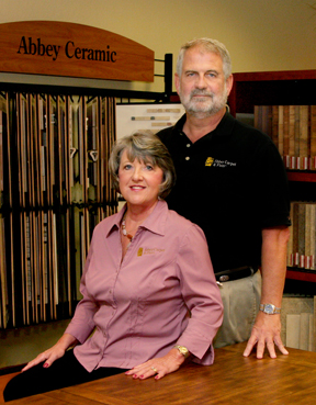 Owners Glenn & Judy Bailey have over 52 combined years of combined experience in the flooring industry.